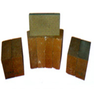 Magnesite spinel brick