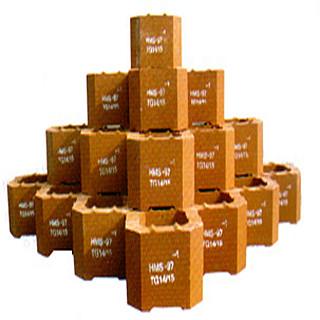 Advanced fused magnesia brick