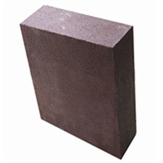Semi-direct bonded magnesia-chrome bricks