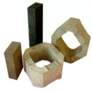 магниево - циркониевый термоизоляционный кирпич